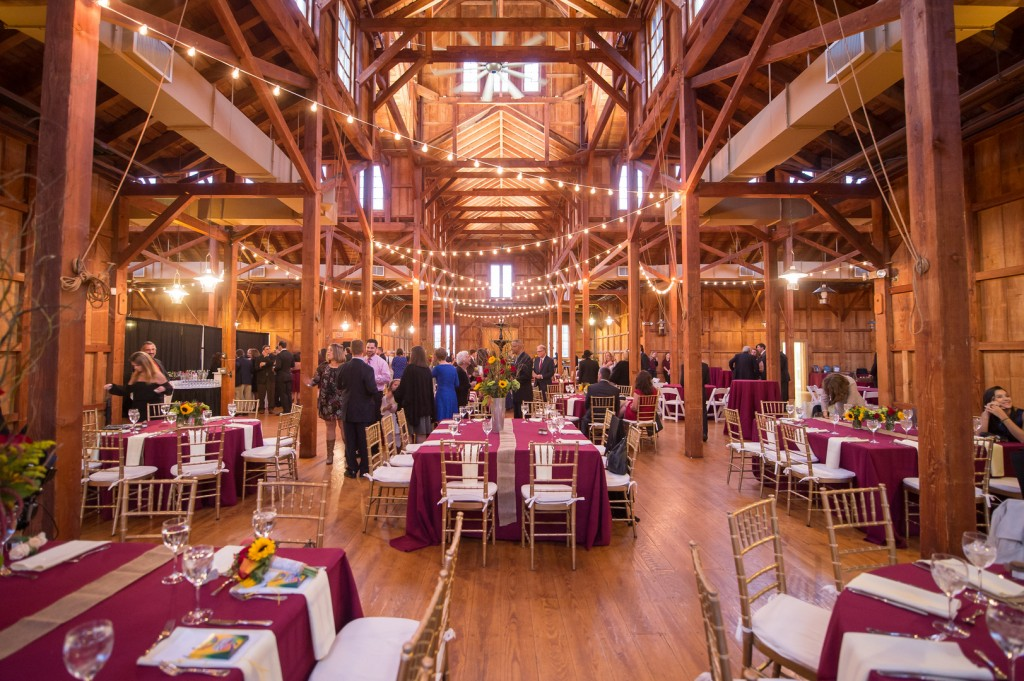 The Barn At Old Bethpage Dover Caterers